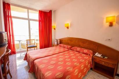 Habitación doble  del hotel Amic Horizonte. Foto 3