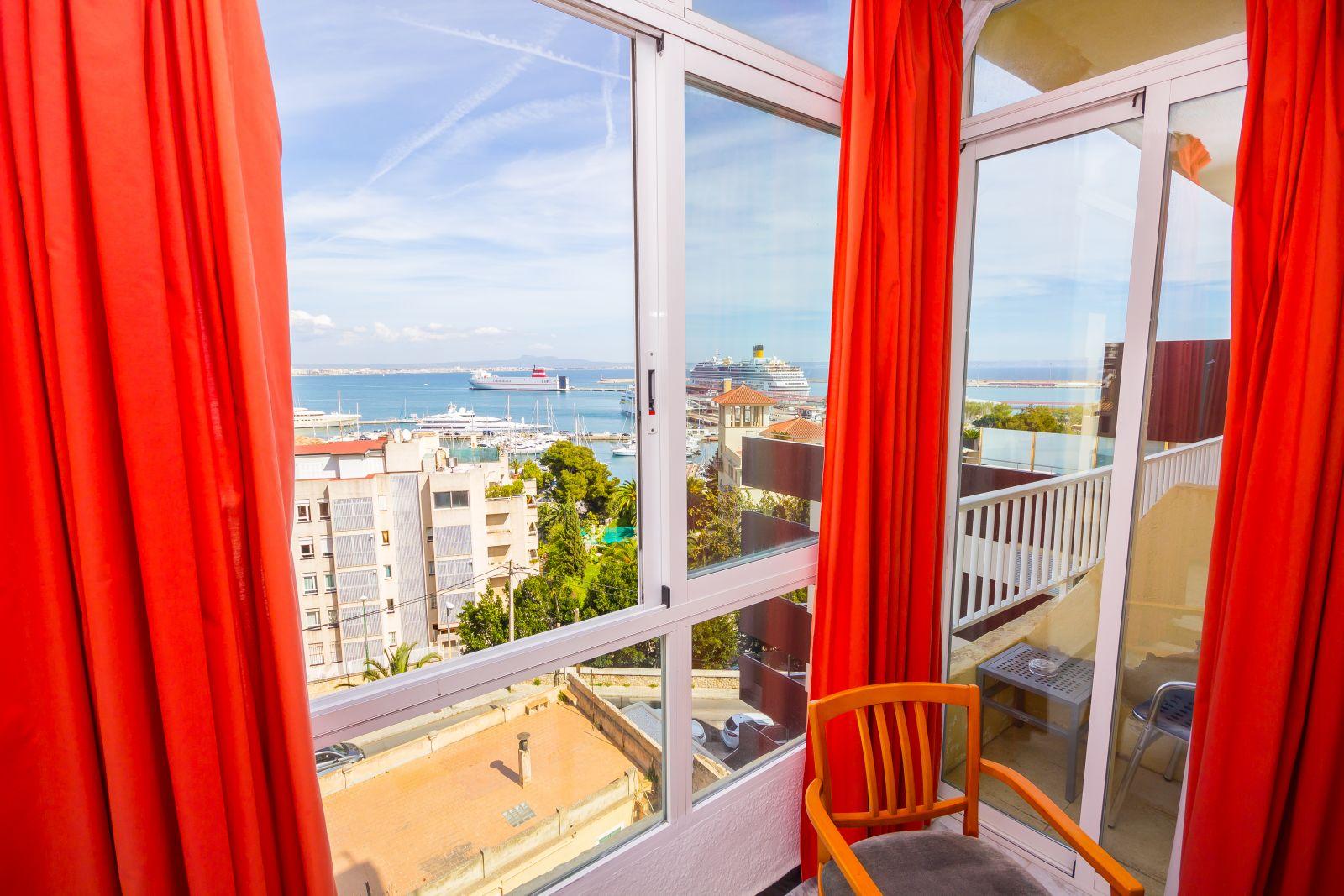 Habitación individual  del hotel Amic Horizonte. Foto 1