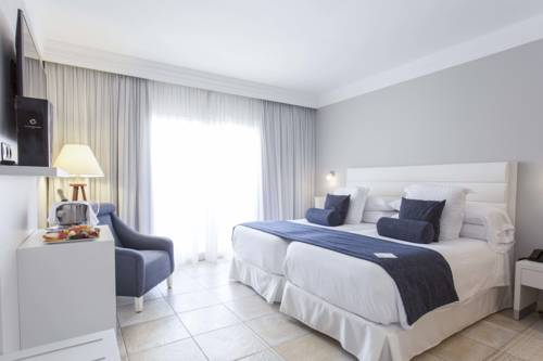 Habitación doble dos camas separadas del hotel Be Live Collection Palace de Muro