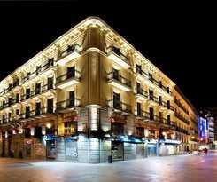 Hotel Petit Palace Preciados
