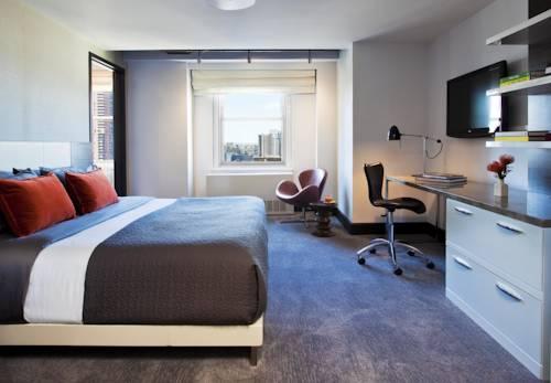 Suite Ejecutiva del hotel Row NYC
