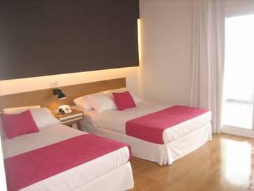 Habitación doble Superior del hotel Brisamar Suites