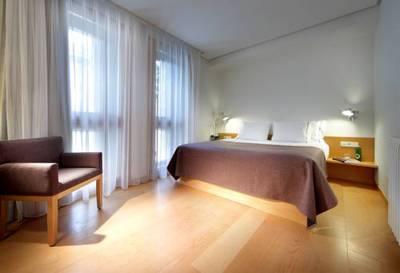 Habitación individual  del hotel Exe Casa de Los Linajes