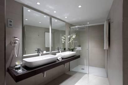 Habitación individual  del hotel Exe Casa de Los Linajes. Foto 1