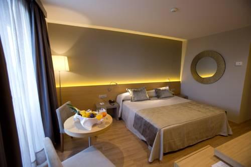 Habitación doble  del hotel M.A. Sevilla Congresos