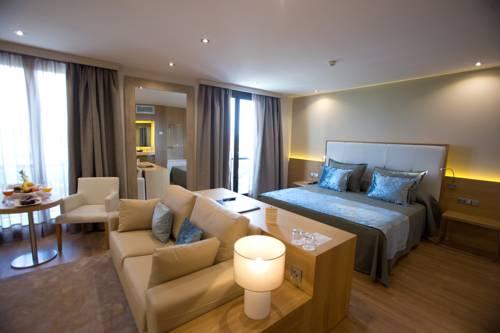 Junior suite  del hotel M.A. Sevilla Congresos