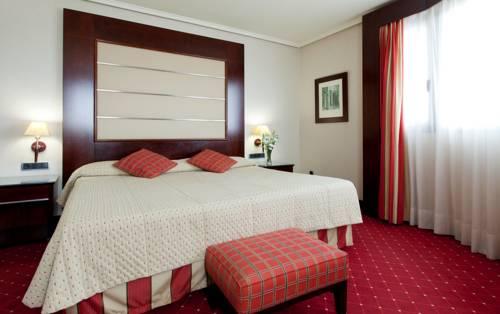 Junior suite  del hotel Sevilla Center