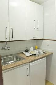 Apartamento 1 dormitorio  del hotel Resitur. Foto 2