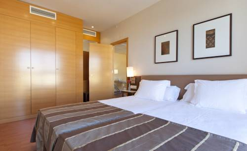 Suite Confort del hotel Vertice Sevilla