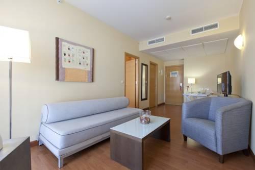 Suite Confort del hotel Vertice Sevilla. Foto 3