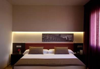 Habitación doble Superior del hotel Ayre Sevilla