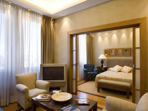 V&L Junior Suite Elite del hotel Silken Al-Andalus Palace