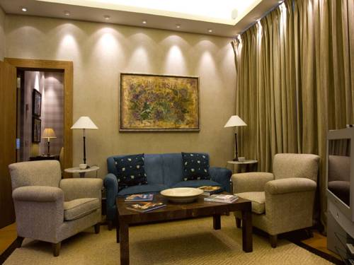 V&L Junior Suite Elite del hotel Silken Al-Andalus Palace. Foto 1