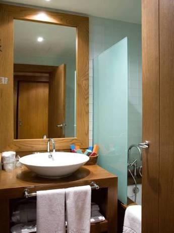 V&L Junior Suite Elite del hotel Silken Al-Andalus Palace. Foto 2