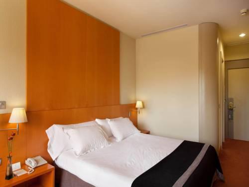 Doble Confort del hotel Silken Al-Andalus Palace. Foto 2