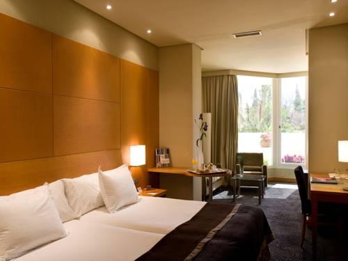 Silken Club Terraza del hotel Silken Al-Andalus Palace
