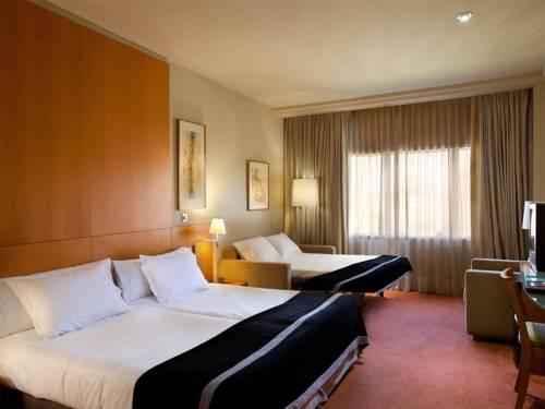 Confort Familiar del hotel Silken Al-Andalus Palace