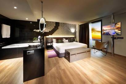 Hotel Hard Rock Tenerife Barat 237 Simo