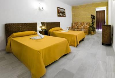 Apartamento 1 dormitorio  del hotel Las Piramides
