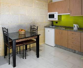 Apartamento 1 dormitorio  del hotel Las Piramides. Foto 1