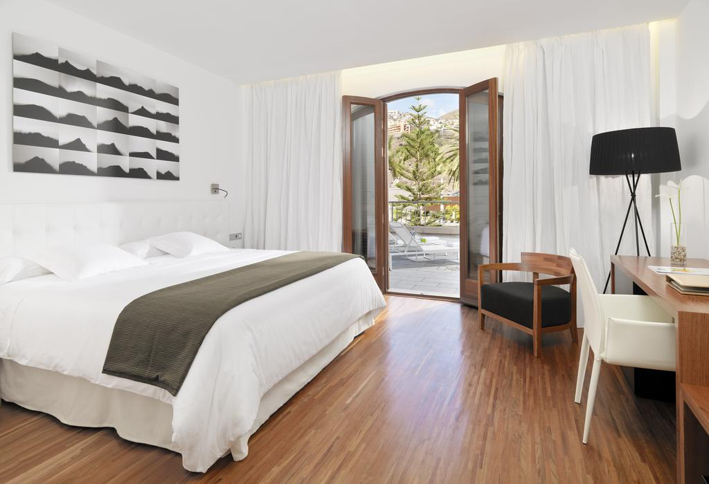 Deluxe Vista Jardín del hotel Iberostar Grand Hotel Mencey