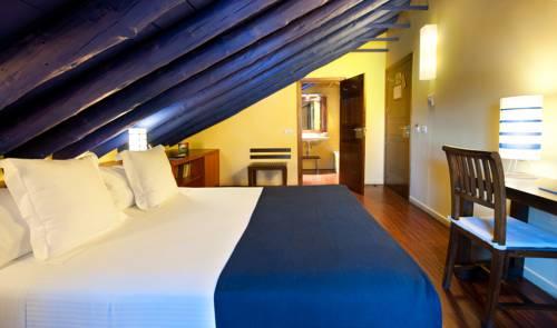 Habitación doble  del hotel Abad Toledo