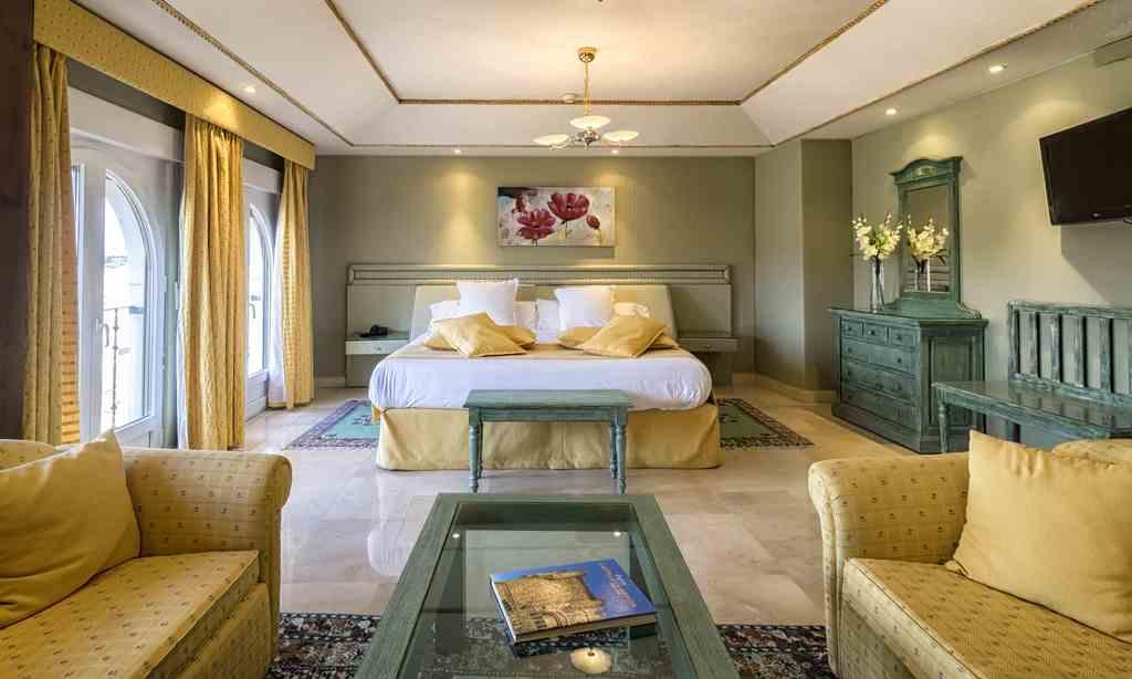 Habitación doble Superior del hotel Sercotel Alfonso VI