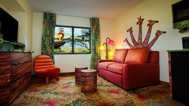 Resultado de imagen para hoteles de disney rey leon