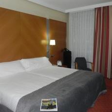 Habitación Básica del hotel Silken Juan de Austria