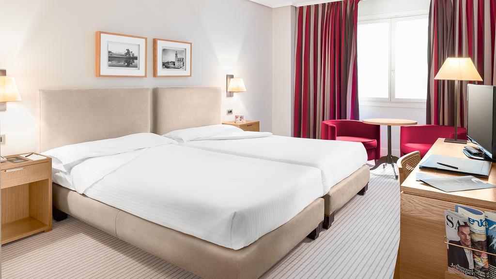 Standard (2 Camas) del hotel Ercilla
