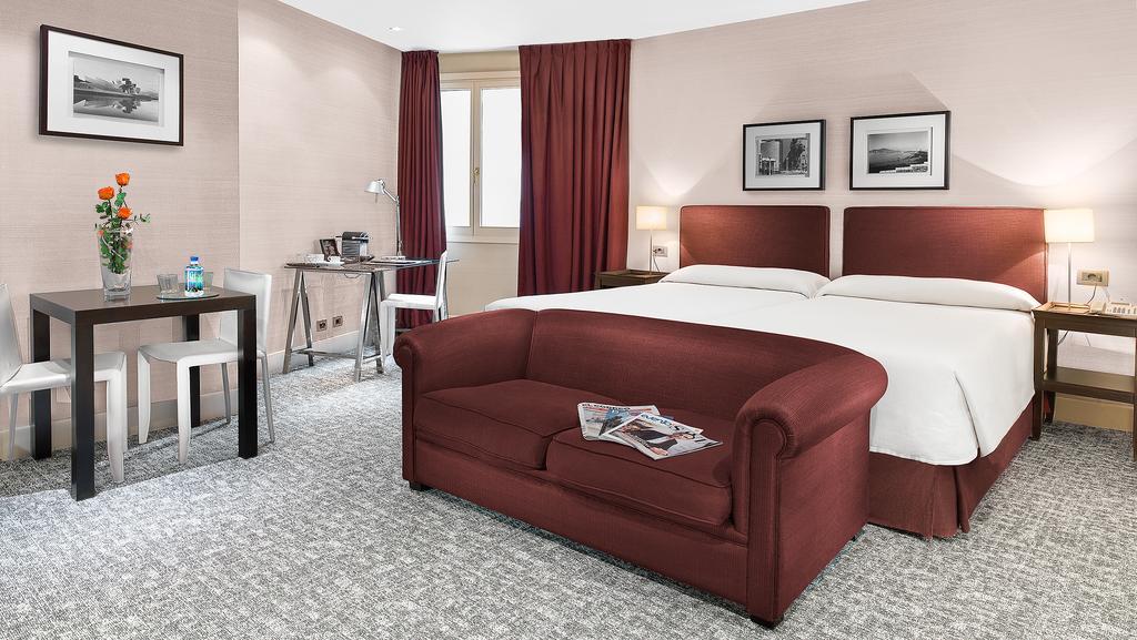 Deluxe Le Club del hotel Ercilla