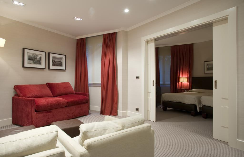 Junior suite  del hotel Ercilla. Foto 1