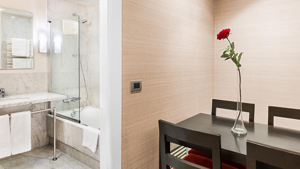 Junior suite  del hotel Ercilla. Foto 2