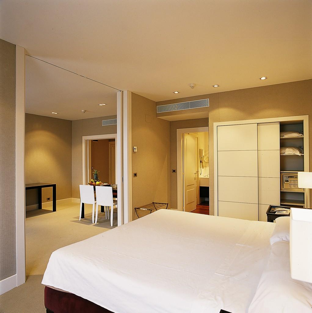 Executive Suite Le Club del hotel Ercilla