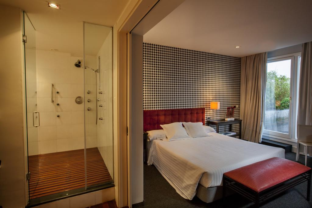 Penthouse Suite del hotel Ercilla. Foto 2