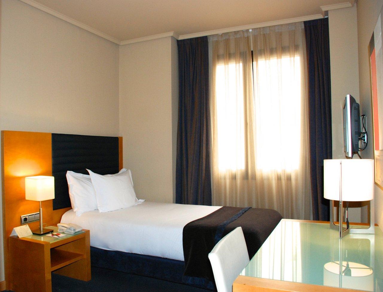 Habitación Individual Basic del hotel Silken Indautxu
