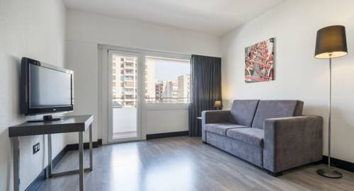 Doble Superior Premium del hotel Ilunion Romareda