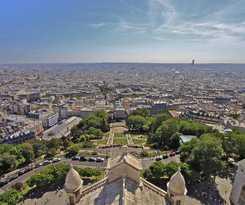 Hotel Kyriad Paris 18 - Porte de Clignancourt