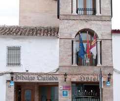Hotel Hidalgo Quijada