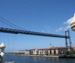 Hoteles portugalete for Hotel puente colgante