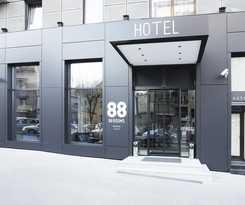 Hotel 88 Rooms Hotel Belgrade