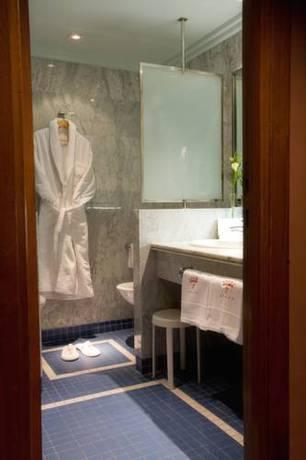 Junior suite  del hotel Palafox