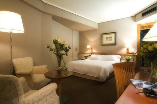 Junior suite  del hotel Palafox. Foto 1
