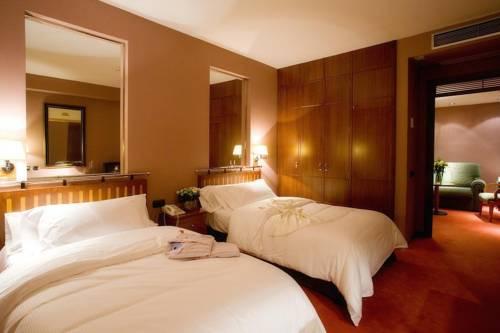 Junior suite  del hotel Palafox. Foto 2
