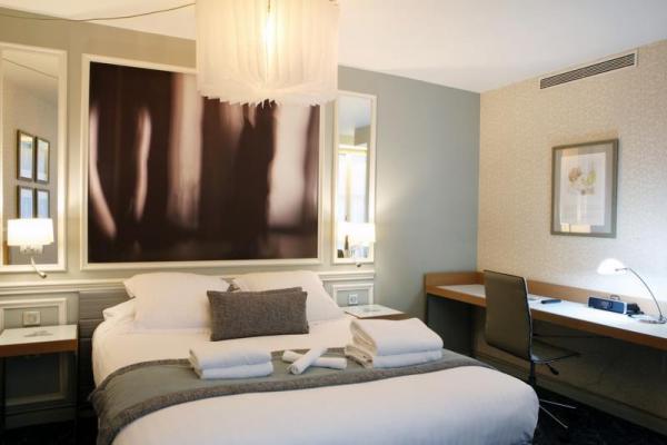 Habitación doble Ejecutiva del hotel Best Western Premier Le Swann