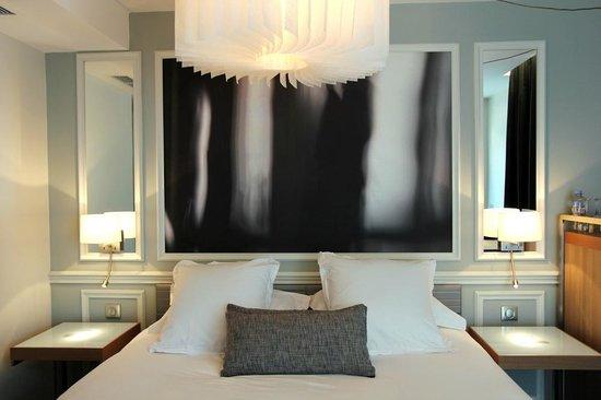 Habitación doble Premium del hotel Best Western Premier Le Swann