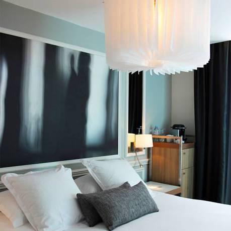Habitación doble Superior del hotel Best Western Premier Le Swann