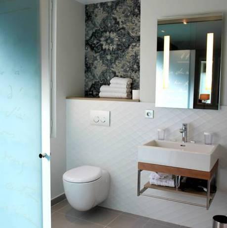 Habitación doble Superior del hotel Best Western Premier Le Swann. Foto 1