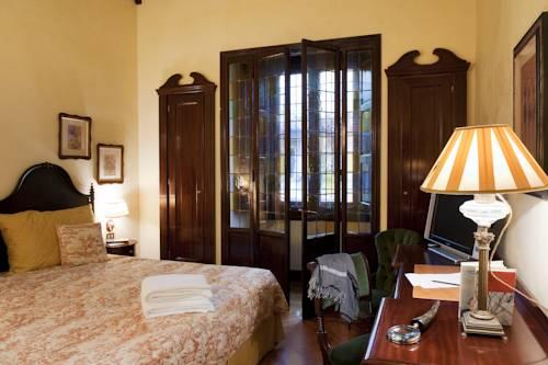 Habitación doble  del hotel Grand Baglioni