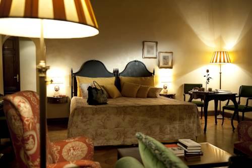 Habitación doble Lujo del hotel Grand Baglioni